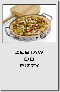 Grille Broil King zestaw do pizzy